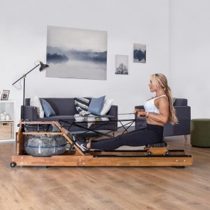 Lifespan Fitness ROWER-750 Water Resistance Rowing Machine
