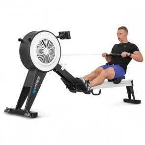 Lifespan Fitness ROWER-800F Hybrid Air & Magnetic Rowing Machine