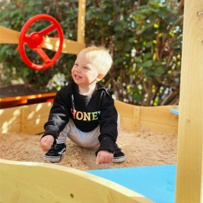 Lifespan Kids Captain Sandpit with Canopy
