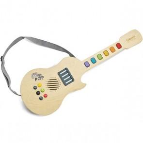 Lifespan Kids Electric Glowing Guitar by Classic World