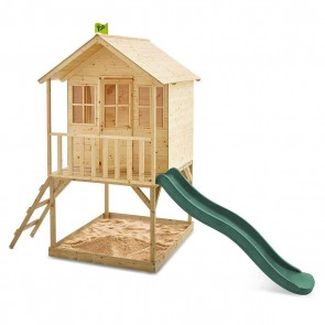 Lifespan Kids TP Hill Top Cubby House with Slide