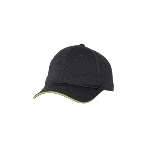 Lime Trim Black