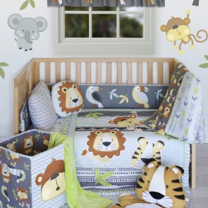 Jabali Nursery Set by Living Textiles