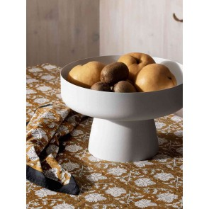 LM Home Thallo Table Cloth Clay