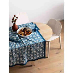 LM Home Thallo Table Cloth Lake