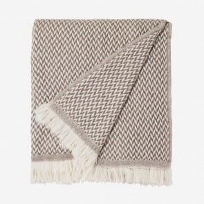 Linen and Moore Copenhagen Throw