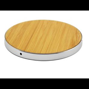 Alldock LuxeTech Wireless Pad - Bamboo