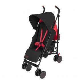 M-01 Stroller Black Redstone
