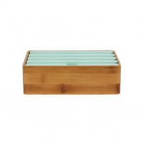 Medium Bamboo & Mint