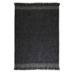Maggie Mohair Throw Rug by St Albans CS
