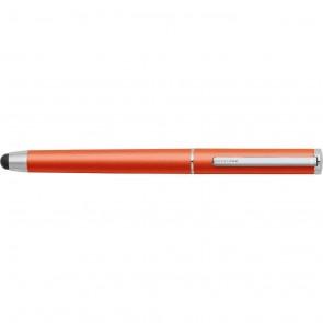 Sheaffer Matte Orange Stylus + Ballpoint Pen
