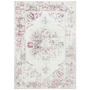 Metro 602 Pink By Rug Culture