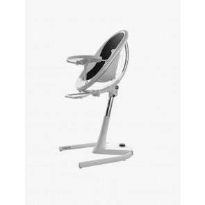 Mima Moon High Chair White Black