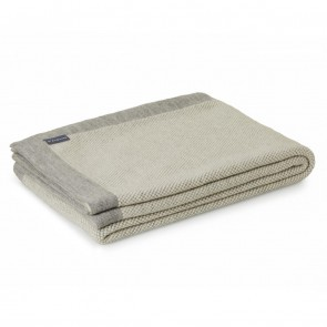St Albans Alpaca Merino Wool Misty Throw Rug