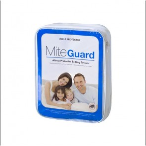 Mite Guard Quilt Protector by Bambury