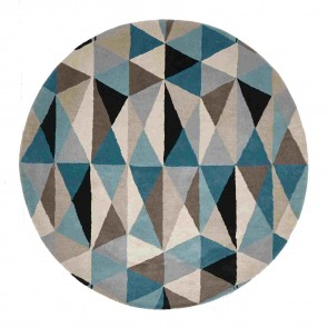 Matrix 901 Turquoise Round