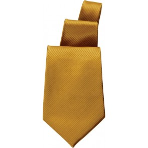 Mustard Patterned Tie