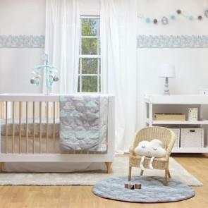 4-PIECE NURSERY SET