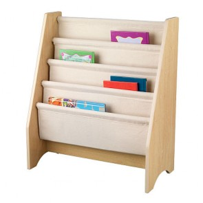 Natural Sling Bookshelf by Kidkraft