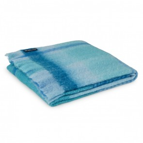 St Albans Mohair Neptune Throw Rug