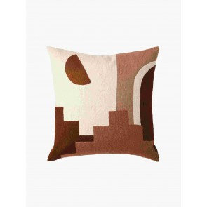Nightwatch Cushion by Linen and Moore