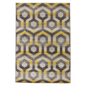 Nitro 954 Yellow By Rug Culture