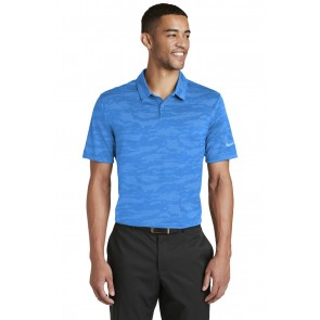 Nike Golf Dri-FIT Waves Jacquard Polo