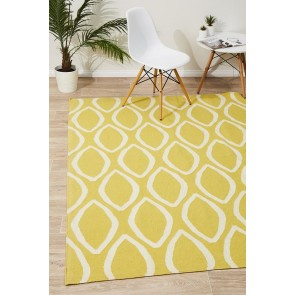 Nomad 20 Yellow by Rug Culture