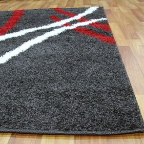 Notes 1 Charcoal Rug by Rug Culture