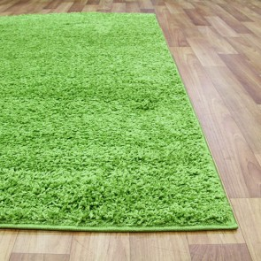 Notes Green Rug by Rug Culture