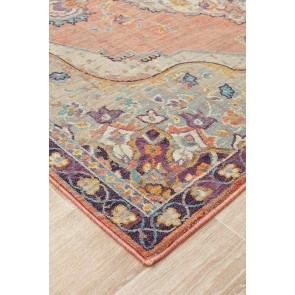 Odyssey 120 Terracotta By Rug Culture