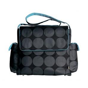 OiOi Messenger Nappy Bag