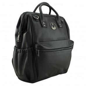 Onyx Byron Backpack by Isoki