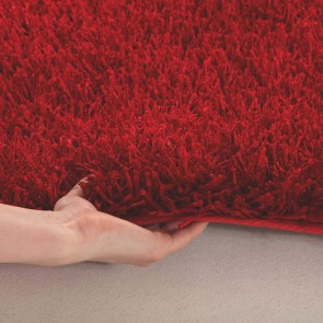 Orlando Red Rug by Rug Culture