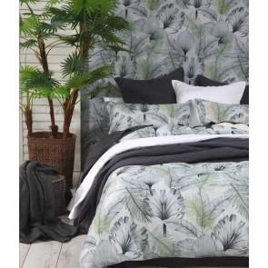 MM Linen Panama Quilt Cover Set