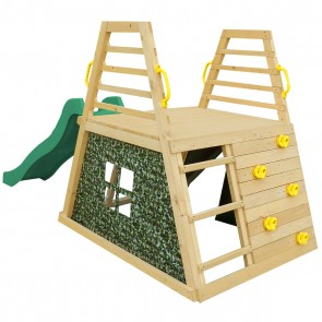 Lifespan Kids Cooper Climb & Slide (Green Slide)