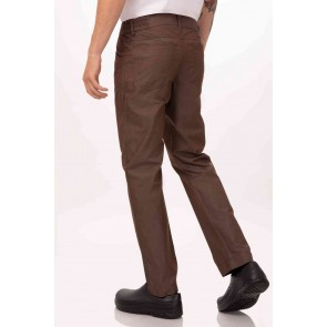 Professional Taupe Mens Lite' Chef Pants by Chef Works