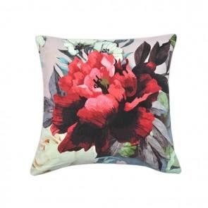 MM Linen Peony Cushion