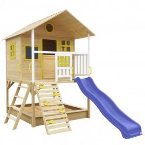 Lifespan Kids Warrigal Cubby House (Blue Slide)
