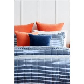 Windsor Velvet European Pillowcase Pair