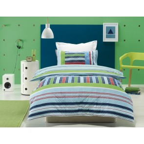 Jiggle & Giggle Piper Padded Quilt Cover Set