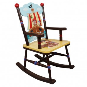 Teamson Pirate Island Rocking Chair