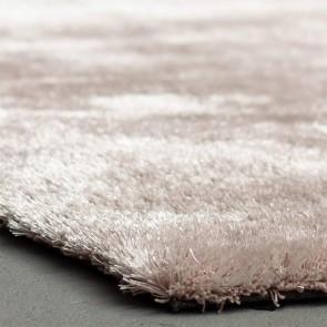 Platinum Linen Rug by Rug Culture