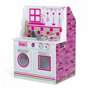 2 in 1 Dollhouse and Kitchen