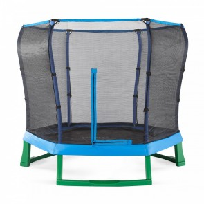 7ft Junior Jumper Blue Trampoline