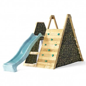 Plum Play Climbing Pyramid With Slide