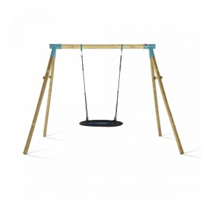 Premium Double Swing Turquoise Nest Swing