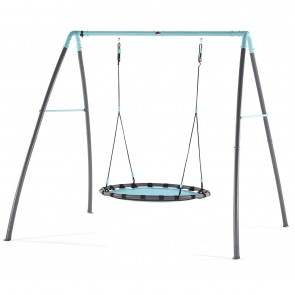 Premium Metal Nest Swing with Mist