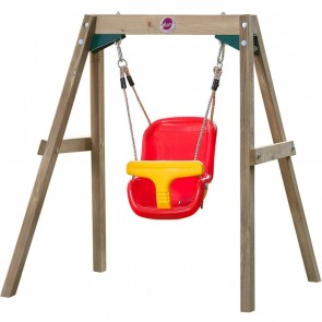 Wooden Baby Swing Set