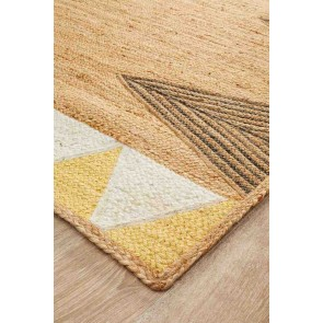 Parade 222 Yellow By Rug Culture